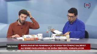 İkili Oyun: Euroleague'de Fenerbahçe ve Efes'ten Önemli Galibiyet (23. hafta)