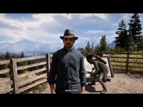 Far Cry 5 (Patriot Acts) Willis Huntley Side Mission
