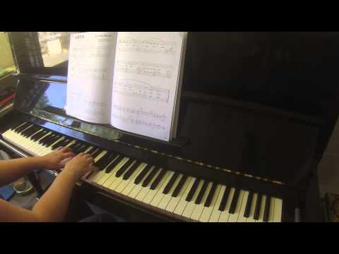 Joy to the World by Handel PlayTime Piano Christmas Level 1 (easy piano)