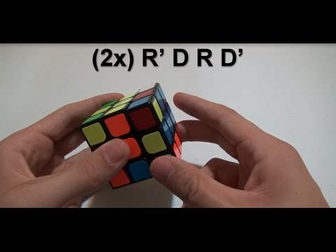 Ultimate Beginner's Tutorial on How to Solve a 3x3 Rubik's Cube (EASY)