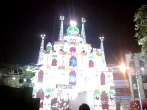 2014 eid miladunnabi Kanpur city merpur