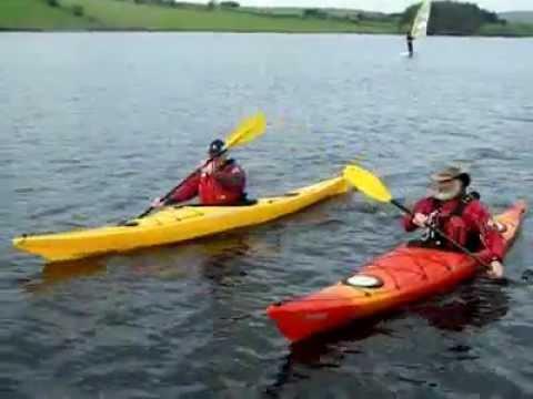 Venture Easky  Sea Touring Kayak
