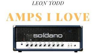 Amps I Love - Soldano Hot Rod 50+ YouTube Videos