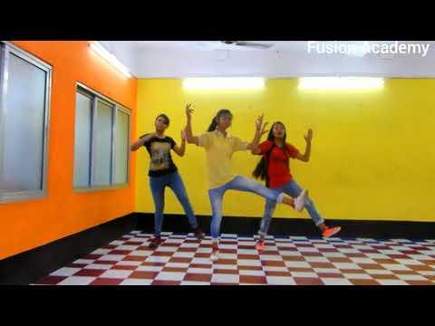 Bum diggy diggy bum bum Dance by Fusion Academy Students.