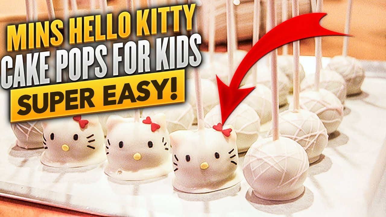 Cake Pop Recipe Youtube