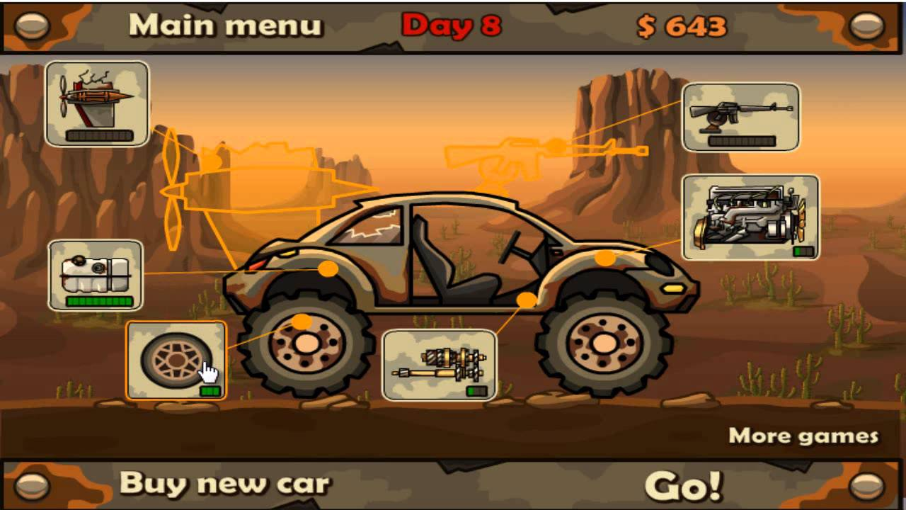 Monster Truck Games Zombie Monster Truck Youtube