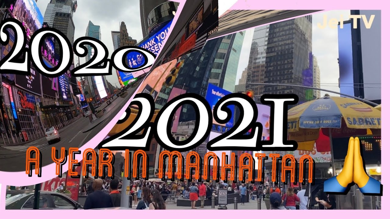 nyc is back to normal? (2020-2021)