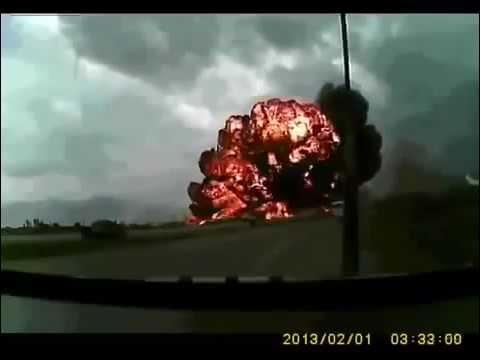 Boeing 747 Crash Bagram Afghanistan Unfall Absturz Flugzeugabsturz 30.04.13