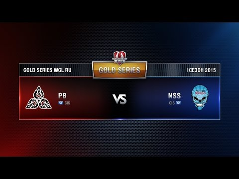 PB vs NSS Week 9 Match 5 WGL RU Season I 2015-2016. Gold Series Group  Round