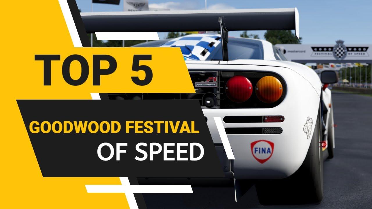 Assetto Corsa Goodwood Festival of Speed Hill climb