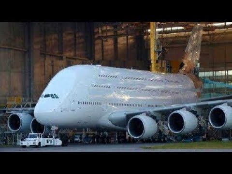 Top 10 Biggest and Fastest Airplane ever
