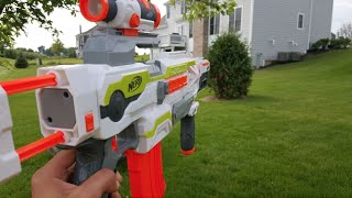 First Person Nerf War: Modulus vs Modulus