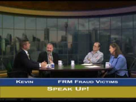 Speak Up Guest - FRM Victims