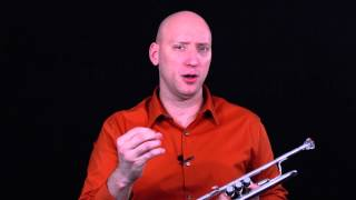 concert pitch vs written pitch on b flat trumpet
