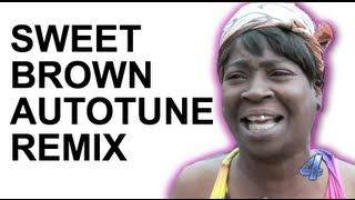 Repeat youtube video Sweet Brown - Ain't Nobody Got Time for That (Autotune Remix)