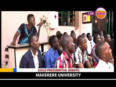Makerere University Guild Debate 2018 Part A