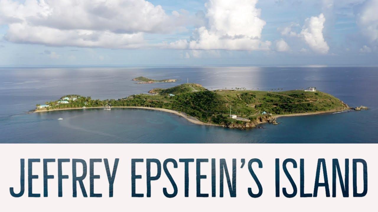Jeffrey Epstein's Island