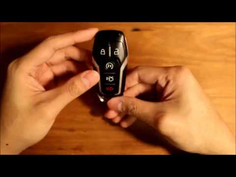 How To Replace 2015 Mustang Key Fob Battery