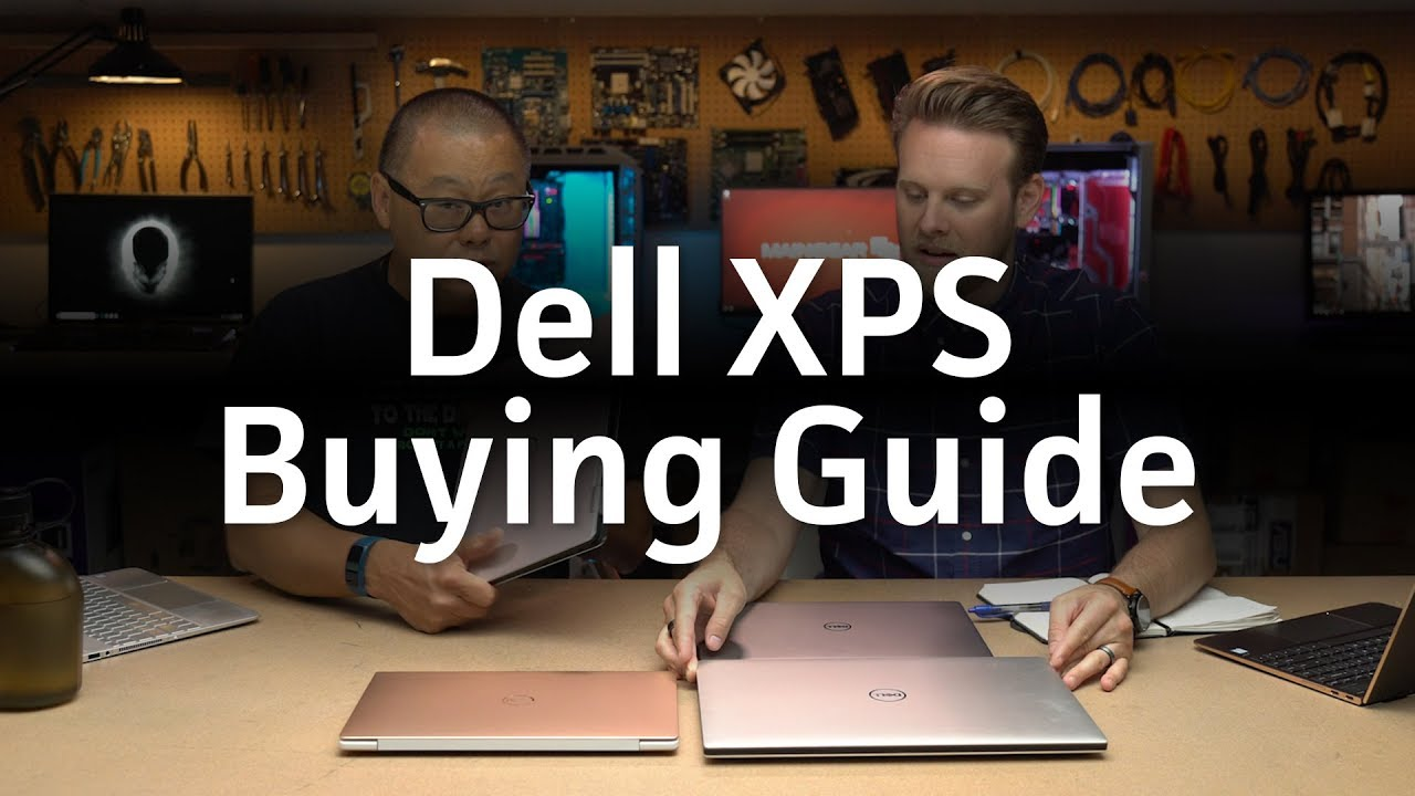 Which Dell XPS is the best for you?