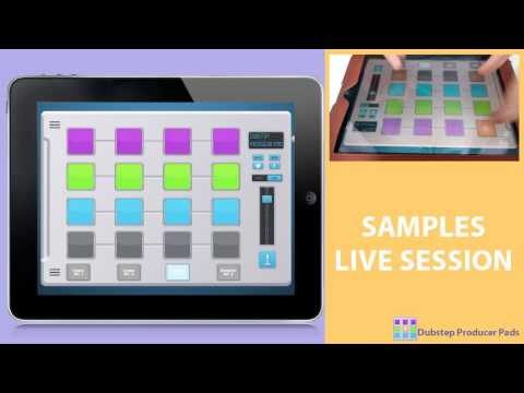 Dubstep Producer Pads (IOS And Android)