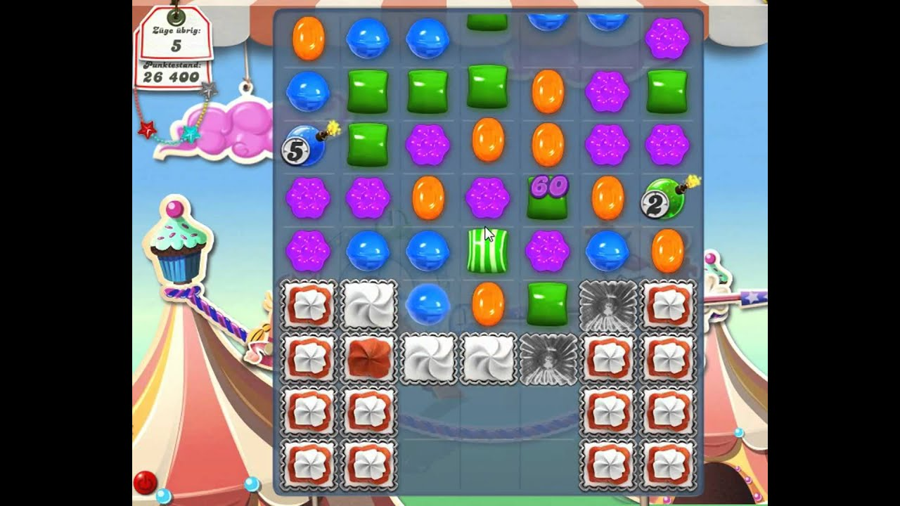 Candy Crush - How to finish EVERY Level in 5 mins