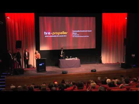 Business World: The Global Sustainability Film Awards 2013