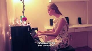 Ludovico Einaudi Night Yana Chernysheva Piano Solo Interpretation