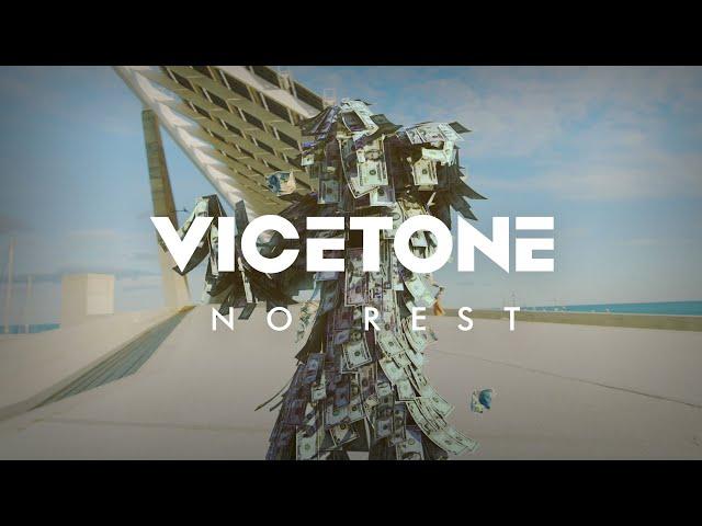 Vicetone - No Rest (Official Video + Lyrics)