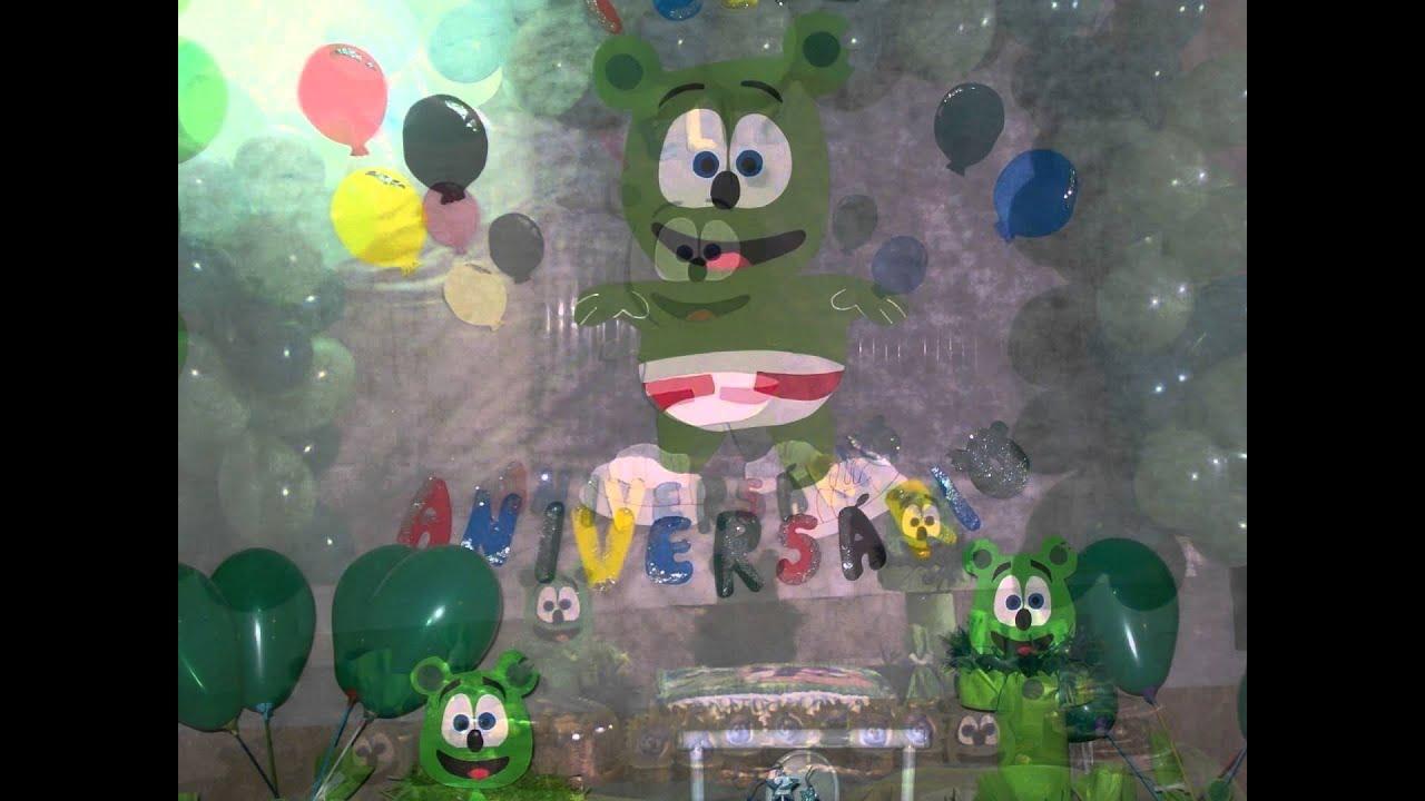 Gummy Bear Festinha Infantil - YouTube