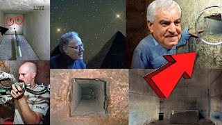 The Gantenbrink Scandal & IMPOSSIBLE Great Pyramid of Giza (With Graham Hancock)