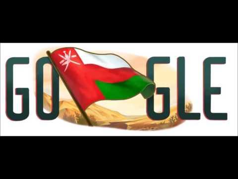 Oman National Day 2015 google doodle