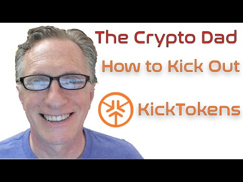 How To Get Rid Of Those 888,888 KickTokens In Your Ethereum Wallet