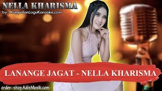LANANGE JAGAT - NELLA KHARISMA Karaoke Mp3