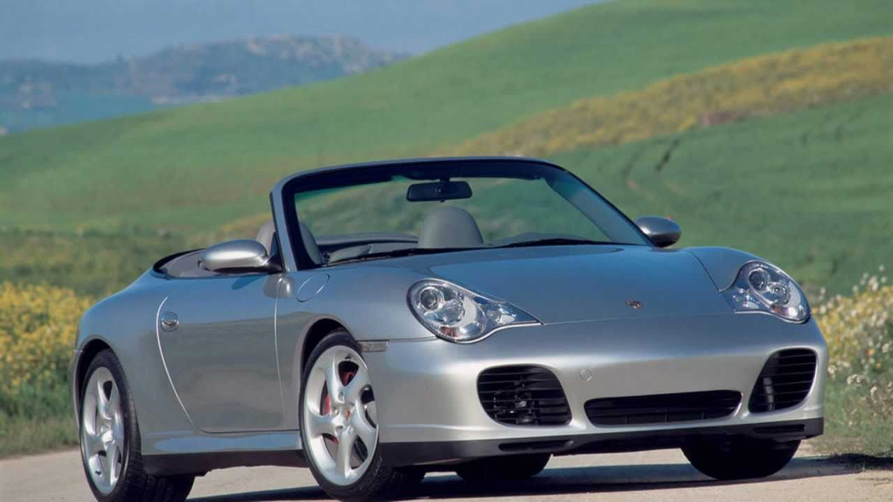 porsche 911 carrera 4s cabriolet 996 2004 youtube. Black Bedroom Furniture Sets. Home Design Ideas