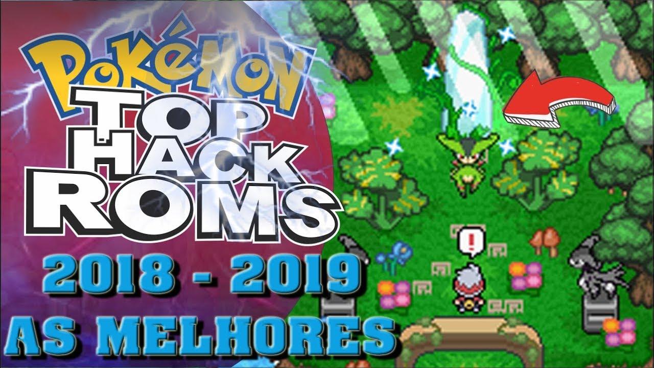 pokemon hack roms 2019