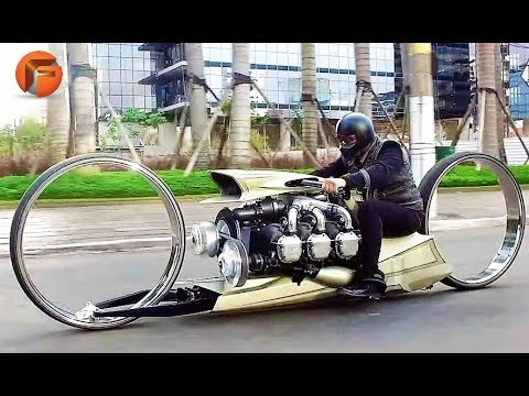 10 FUTURISTIC VEHICLES THAT ALREADY EXIST