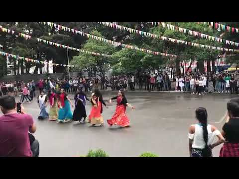 TSMU CARNIVAL 2018 INDIAN GIRLS DANCE