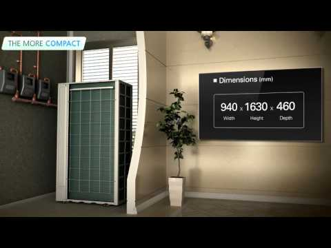Samsung | DVM S ECO Air Conditioning solution for Multi-room Buildings