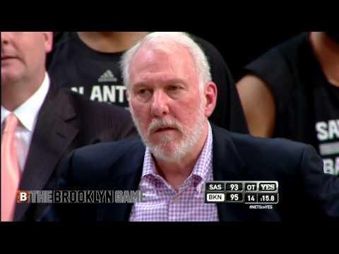 "Pop freaks on Danny Green: ""No shut the f*** up. That was the dumbest motherf***ing thing I've ever seen in my GD life."""
