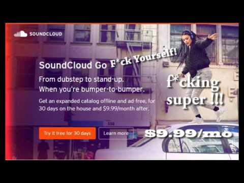 SOUNDCLOUD GO (F*CK YOURSELF) Mp3