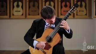 Albeniz Cordoba - Peter Fletcher plays 1904 Enrique Garcia