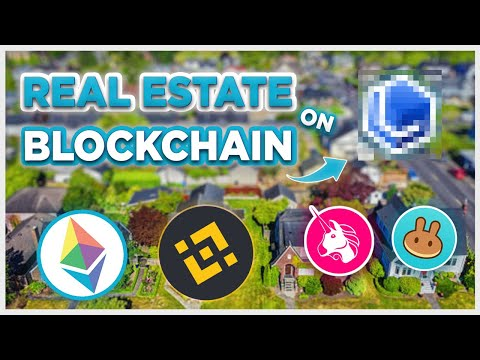 Putting Real Estate on the Blockchain