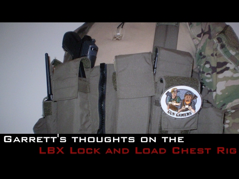 Thoughts On The LBX Lock and Load Chest Rig