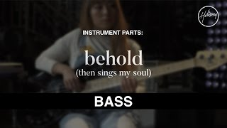 Bass Instrumental - Behold (Then Sings My Soul)