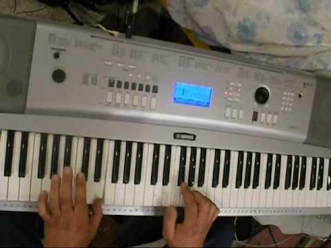 Pakito Mix On Keyboard