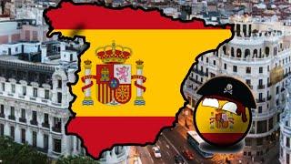İspanya SpeedArt ve CountryBall
