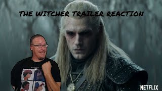 THE WITCHER | TRAILER REACTION