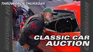 Throwback Thursday: Classic Car Auction
