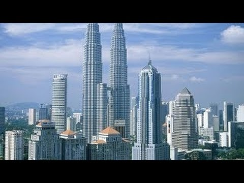 Megastructure Petronas Twin Towers Part 1