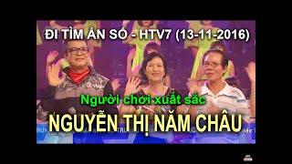 Đi Tìm Ẩn Số - Nguyễn Thị Năm Châu - 13/11/2016